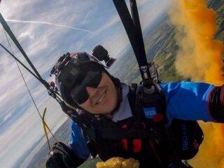 Royal British Legion Parachute Bear