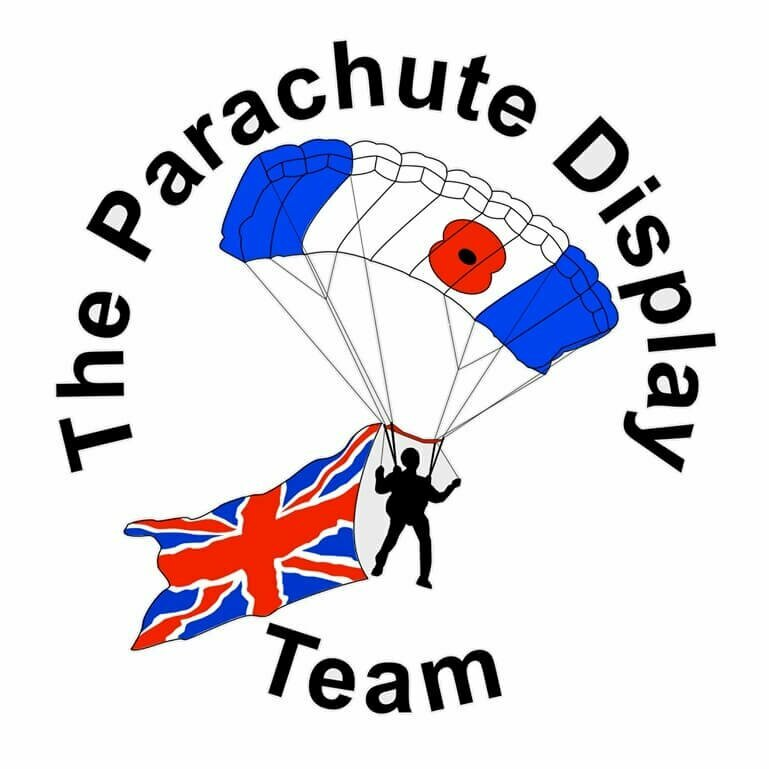 The Parachute Display Team